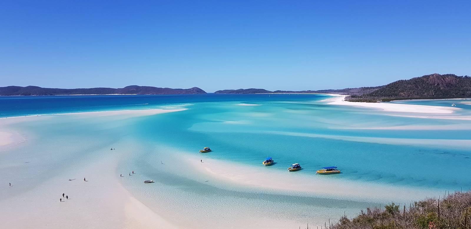 澳洲-澳洲旅遊-澳洲自由行-澳洲景點-遊記-澳洲觀光-推薦-澳洲地圖-Australia-聖靈群島-白天堂海灘-Whitsundays