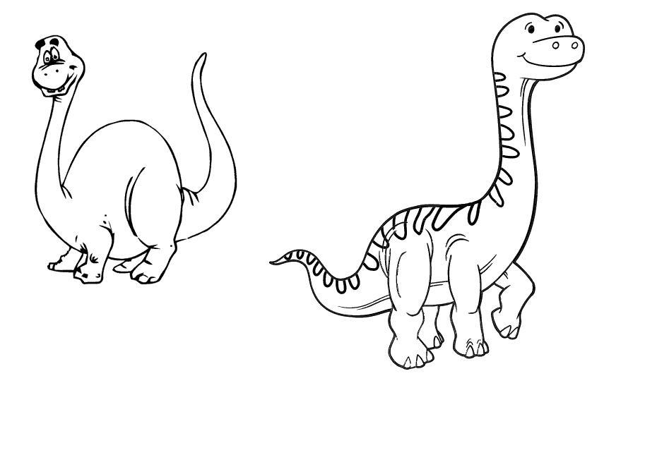 58 Dinosaurios Para Colorear Y Pintar Descargar E: Colorear Dinosaurios. Interesting Ya Has Adivinado Qu