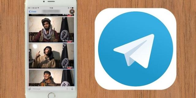 4 Alasan Telegram Disukai Oleh Teroris