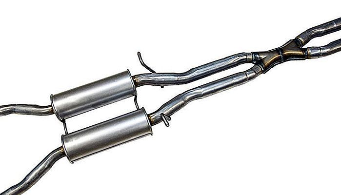 Symptoms of a defective or defective exhaust air supply tube