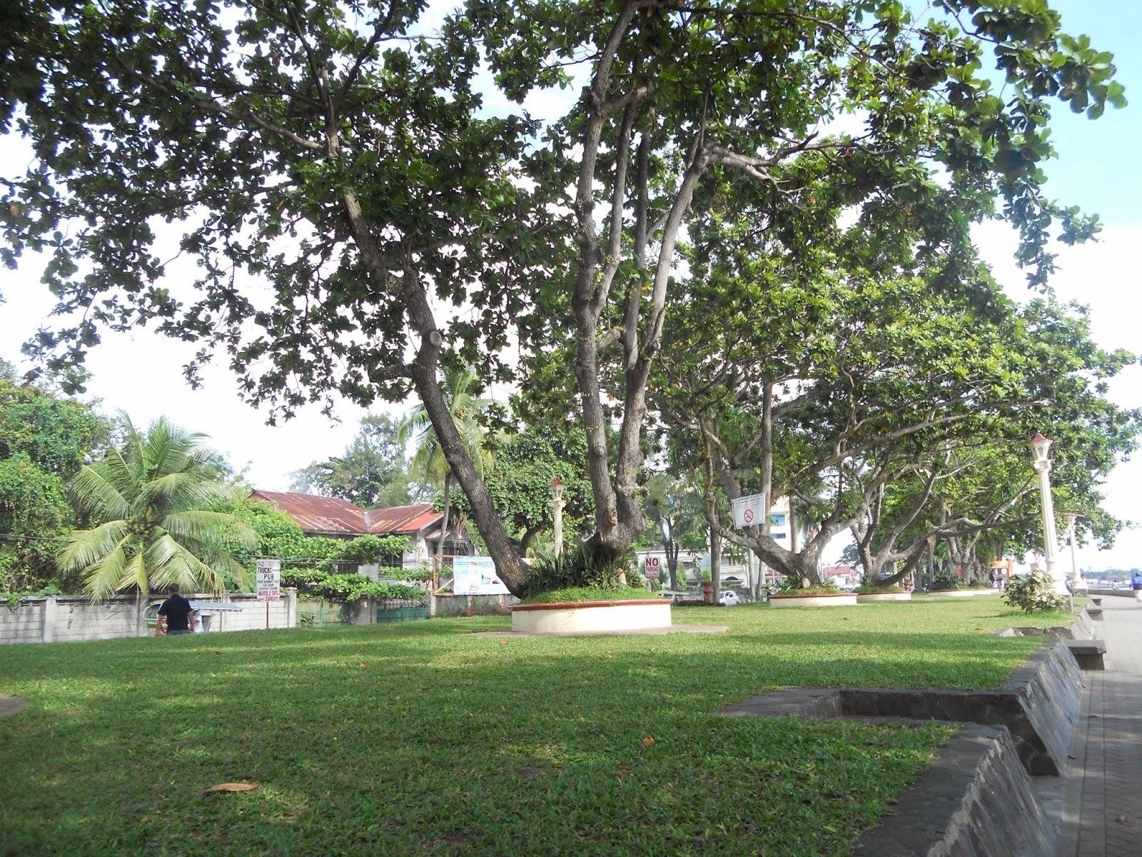 Rizal Boulevard, Dumaguete City