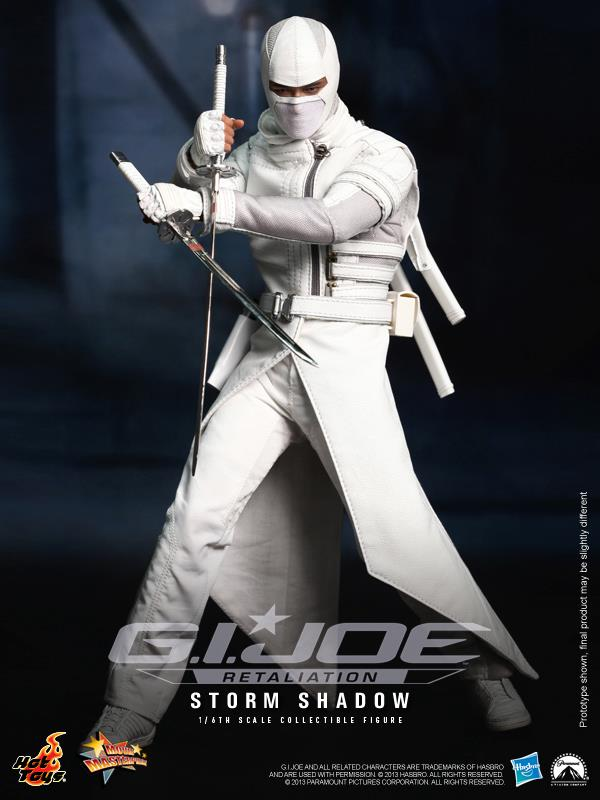 that figures news hot toys gi joe retaliation storm