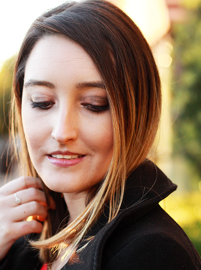Get the Look: Amy Nadine Eye Shadow Palette
