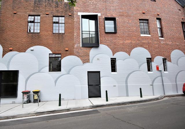 Street Art in Darlinghurst
