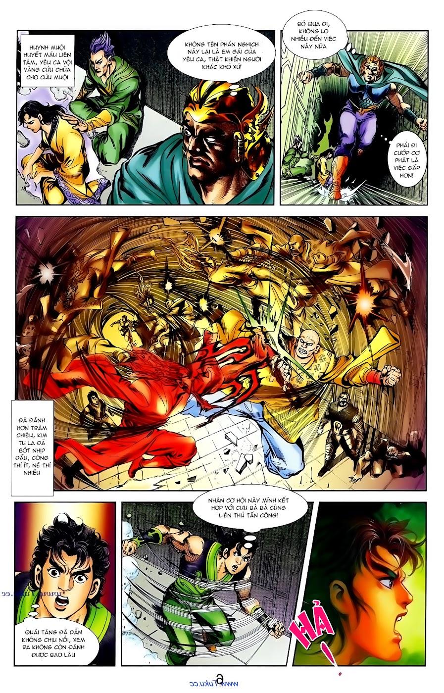 Cơ Phát Khai Chu Bản chapter 98 trang 29