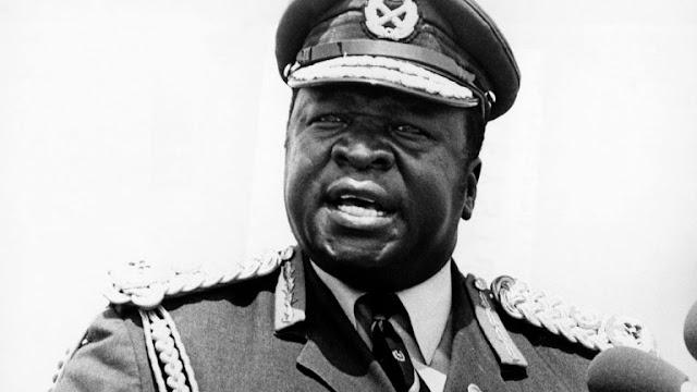 idi amin salah seorang pemimpin paling kejam dan paling sadis di dunia