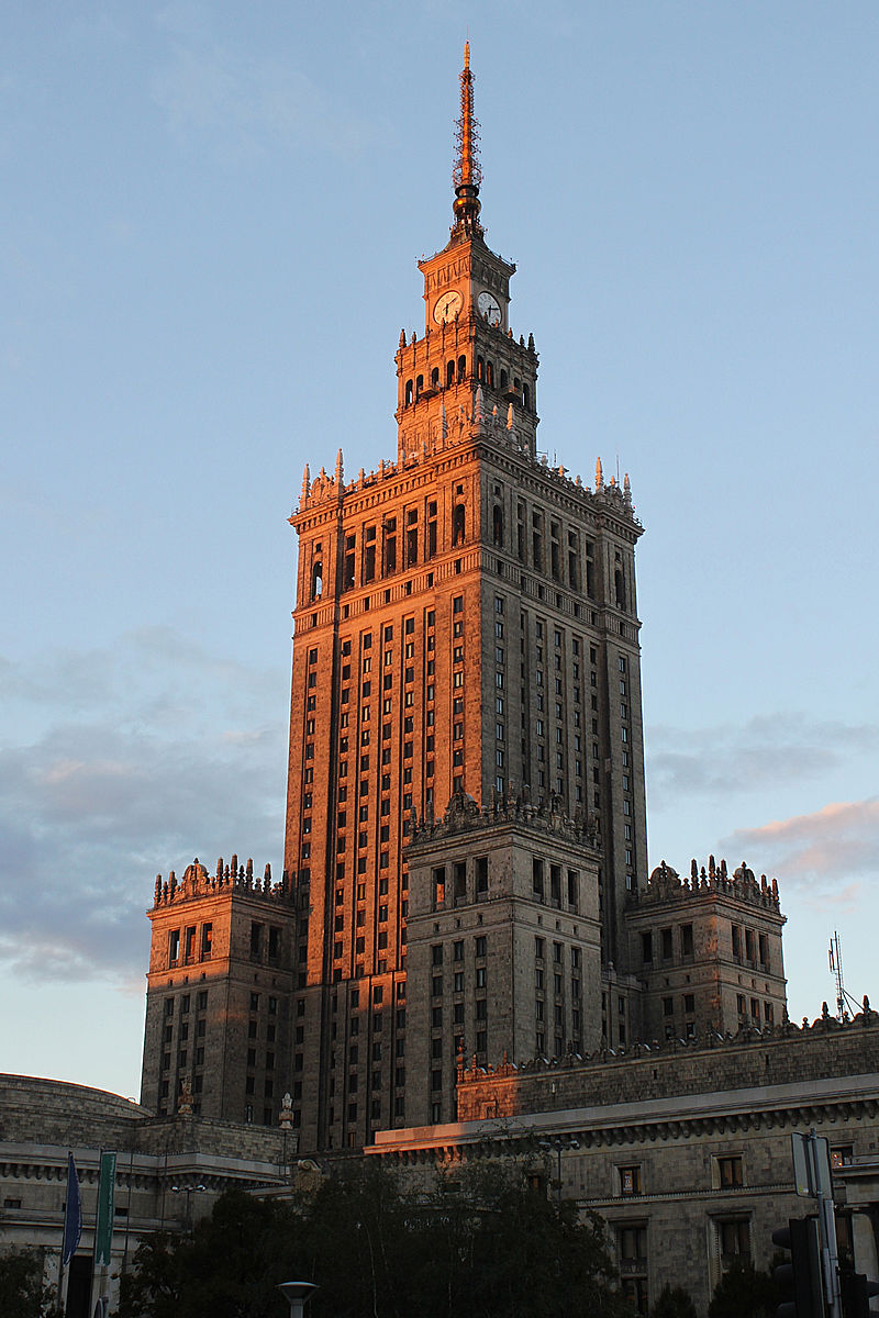 Top 10 Most Notable and Beautiful Skyscrapers in Warsaw, Poland