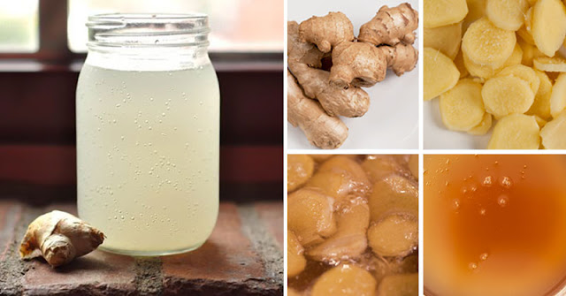 Simple Homemade Ginger Ale Recipe That Relieves Migraines