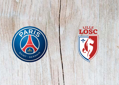 Paris Saint Germain vs Lille Full Match & Highlights 02 November 2018