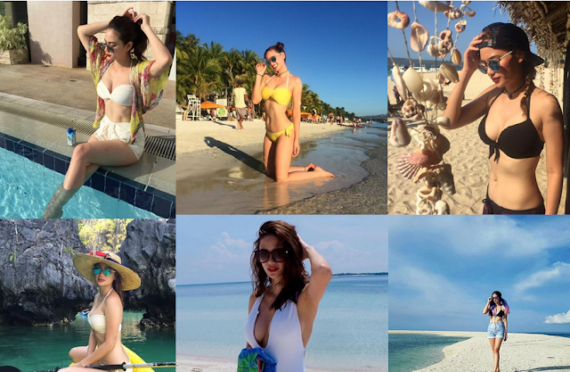 These Photos Of Arci Muñoz Wearing Bikini Will Make You Almost Hate Her For Being Too Sexy!