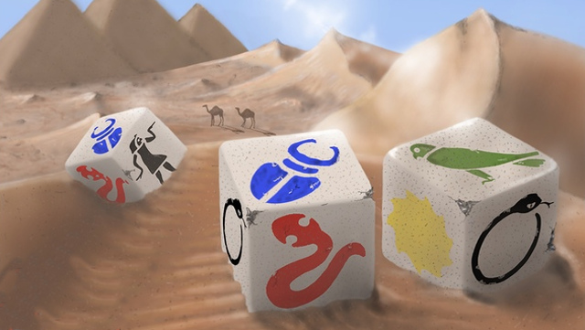 Ominoes dice strategy game review