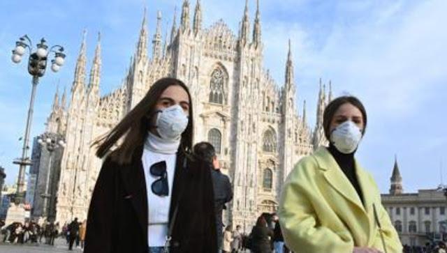 """ايطاليا: بسبب كورونا، اغلاق """"الدوومو"""" اشهر كنيسة بميلانو"""
