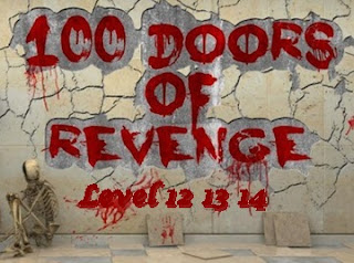 100 Doors of Revenge Level 12 13 14 Walkthrough