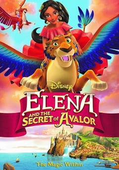 Elena e o Segredo de Avalor Torrent DVDRip / HD Download