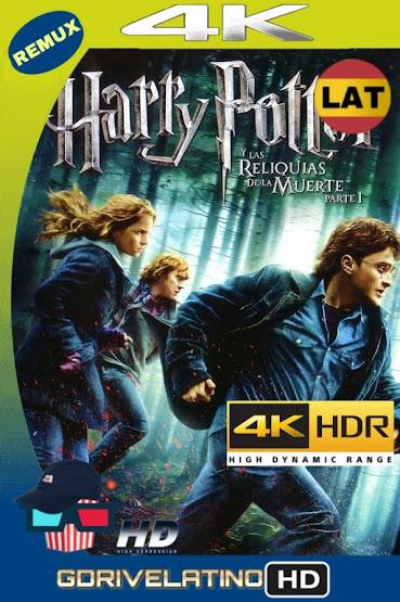 Harry Potter y Las Reliquias de la Muerte – Parte 1 (2010) REMUX 4K HDR Latino-Ingles MKV
