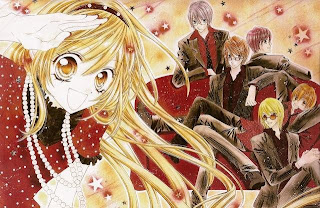 Resultado de imagen de rockin heaven manga