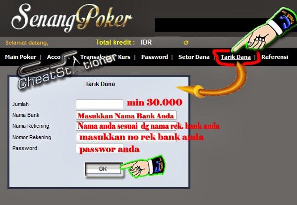 SENANGPOKER* Poker Uang Asli Terpercaya dan Lengkap Game