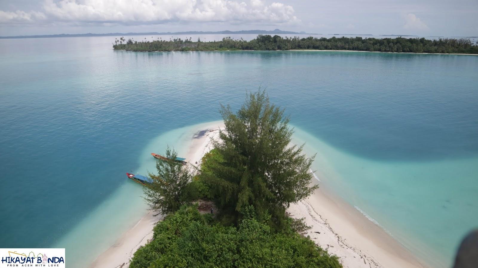 Wisata Aceh di Pulau Banyak