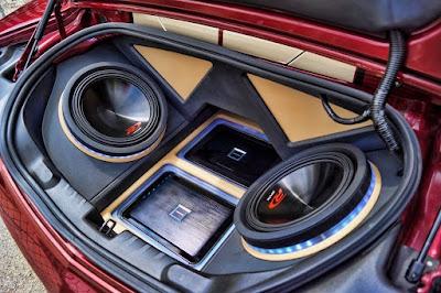 Audio untuk mobil