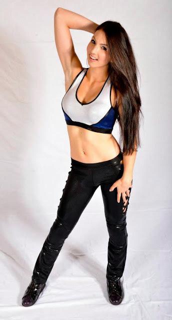 Jessie McKay - Australian Female Wrestler