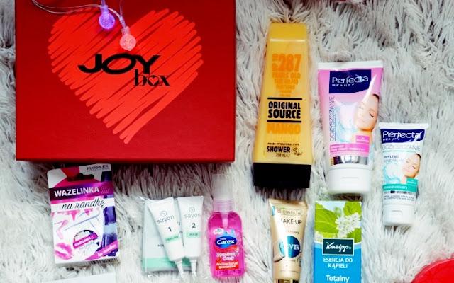 ** Joy Box Walentynkowy! Idealny prezent na Walentynki ! ** - Czytaj więcej »