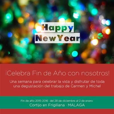 Feliz año nuevo 2016 para bendecir y reflexionar
