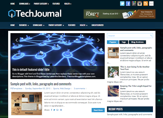 TechJournal Blogger Theme                                                                                                                                                                                                                                                                                                                                                                                                                                                                                                                                                                                                                                                                                                                                                           http://blogger-templatees.blogspot.com/2016/05/techjournal.html