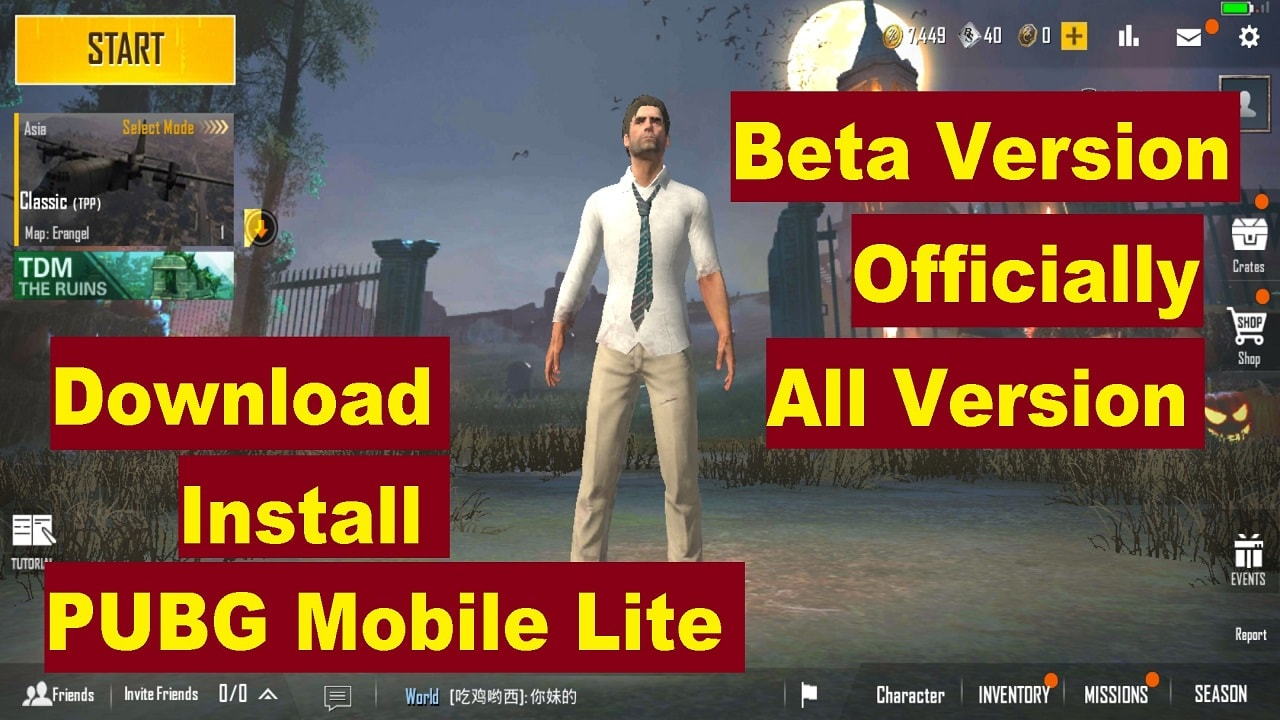 PUBG Mobile Lite: How to Download, Install, and play Officially