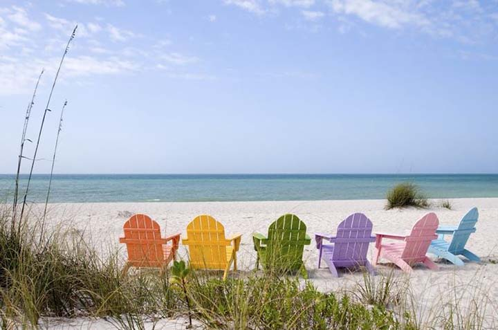 kumsalda çekilmiş yaz resimleri