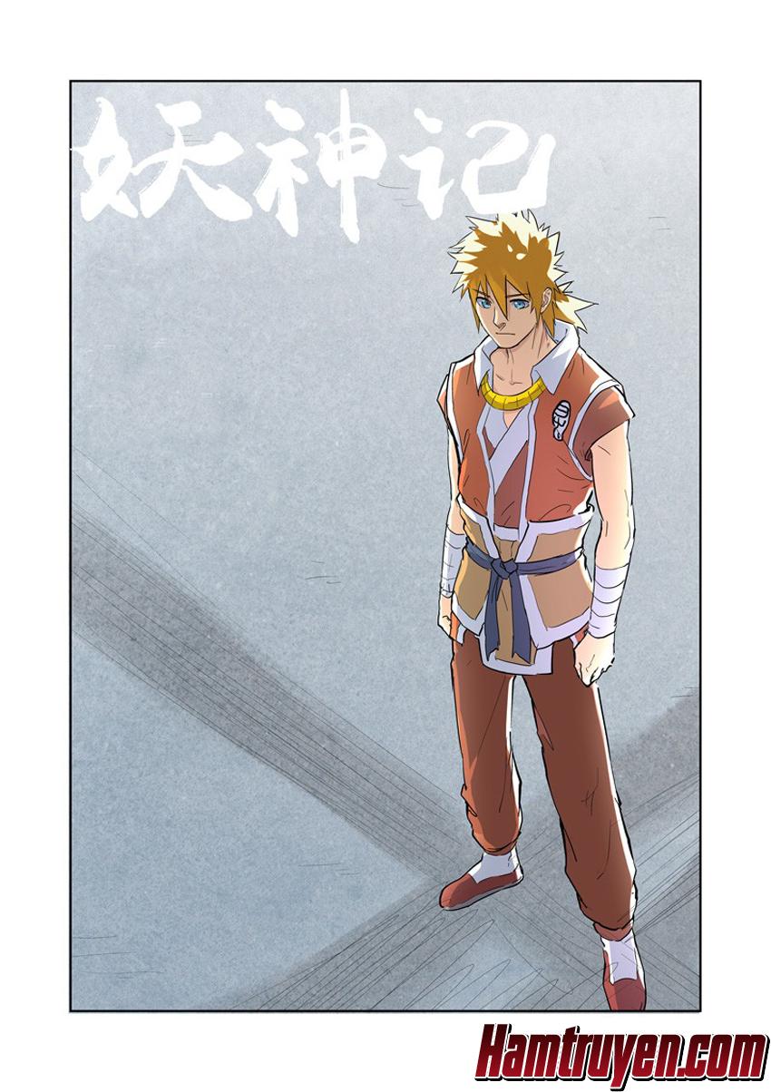 Yêu Thần Ký chap 161 - Trang 2