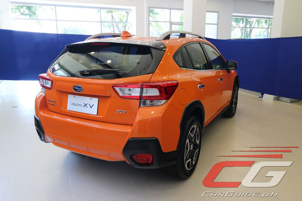 Motor Image Pilipinas Launches 2018 Subaru XV (w/ Specs, Prices, and 31 Photos) | Philippine Car ...