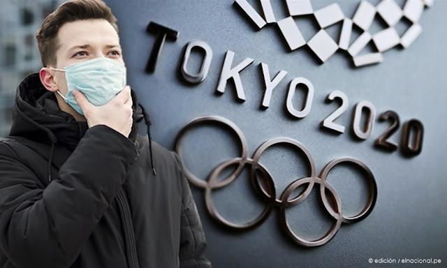 El COI, decidido a celebrar los Juegos Olímpicos de Tokio 2020