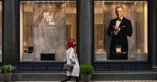 600 millió dolláron múlt, hogy a következő Bond-film ne kerüljön a mozikba