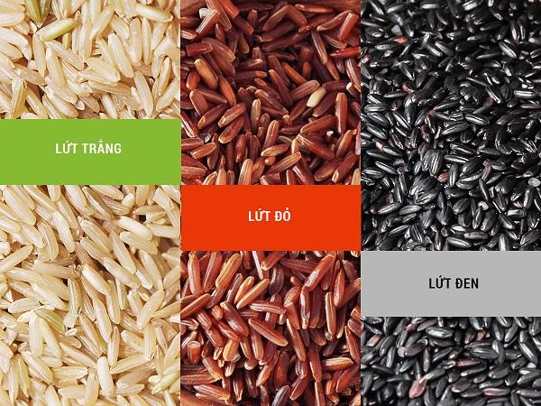 Thành phần dinh dưỡng của hạt gạo lứt