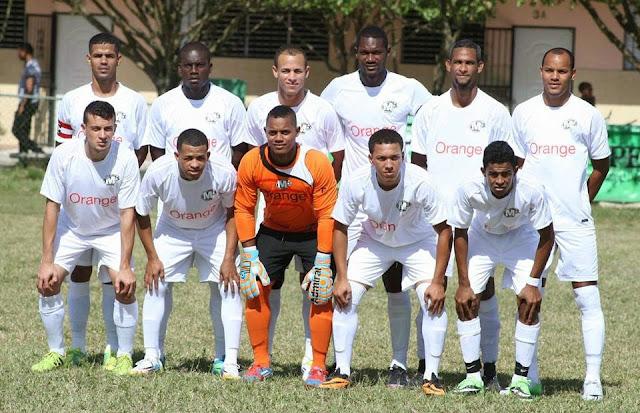 Moca FC equipo Liga Mayor 2014