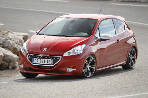 2019 peugeot 208 gti review world cars web. Black Bedroom Furniture Sets. Home Design Ideas