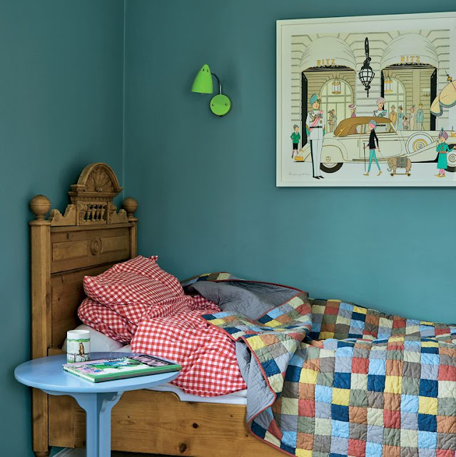 افكار ديكورات غرف نوم صغيرة