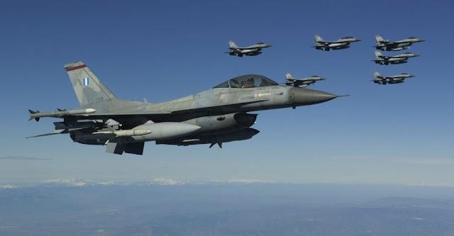 «Αστακός» τα Ελληνικά 37 F-16 BLK 50-Αναβαθμίζονται από την ΠΑ