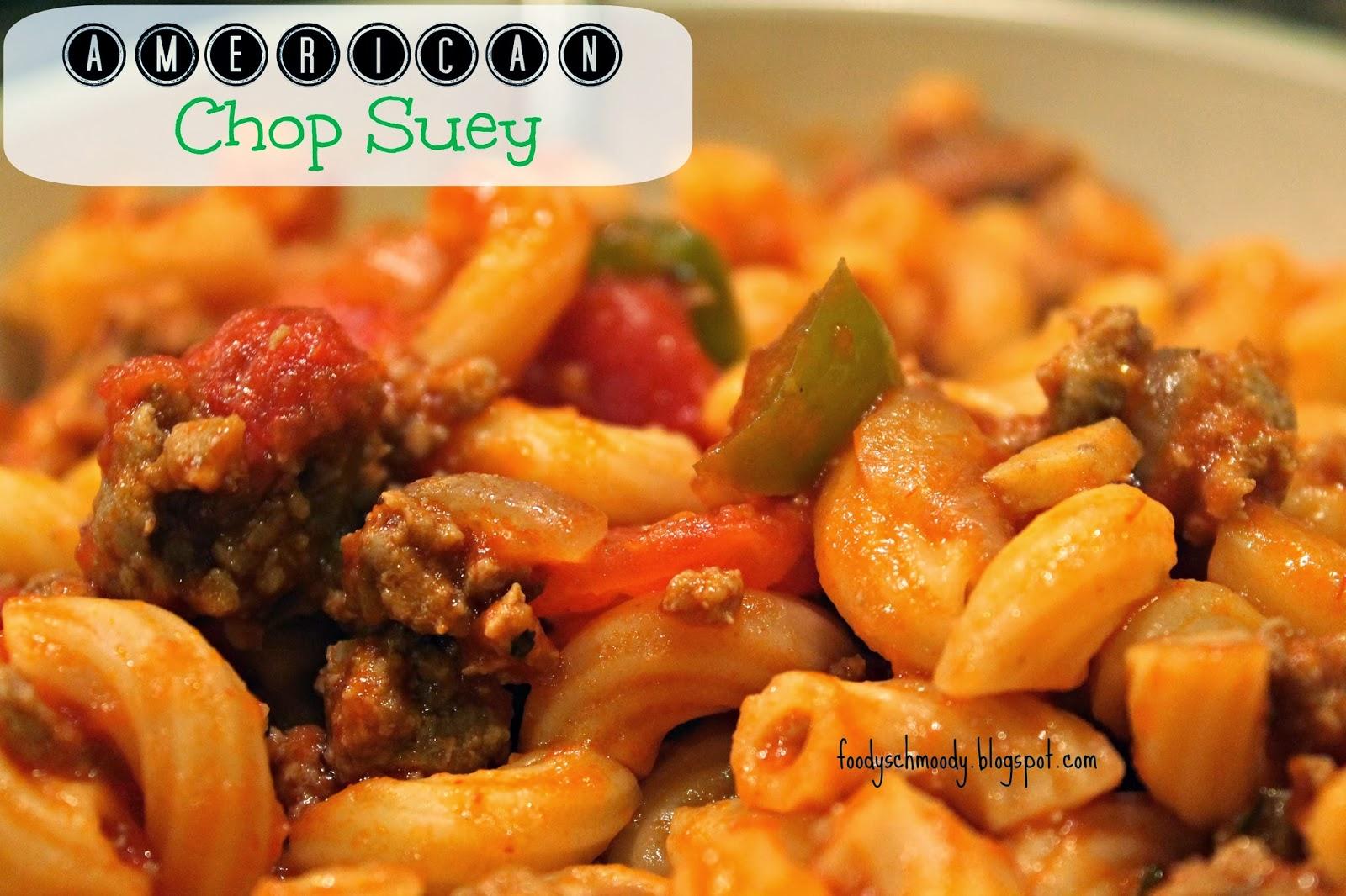 American Chop Suey — Recipes Hubs