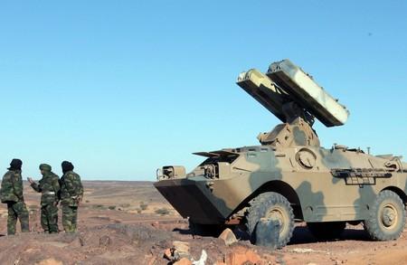 🔴 Parte de guerra Nº74. Guerra del Sáhara Occidental.
