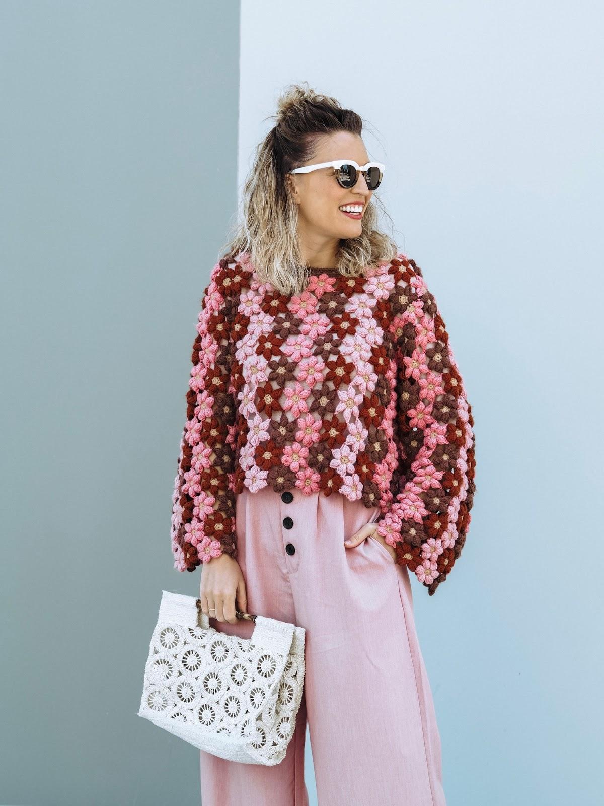 tendencia crochet verano 2020