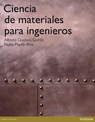 Ciencia de materiales para ingenieros, Alfredo Güemes Gordo