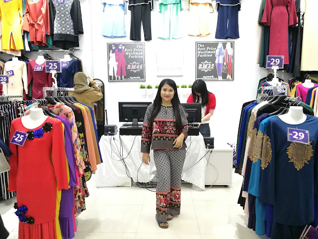 Jom Shopping Di Ph Fashion Gm Klang Syafierayamin Com