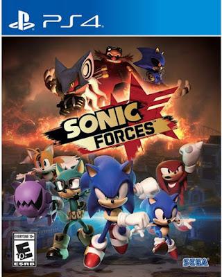 لعبة قوات سونيك Sonic Forces
