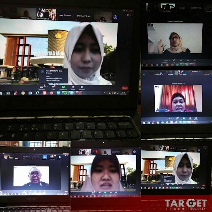 Prof Alimatul Qibtiyah : Urgensi Perlindungan Hukum Korban Terhadap Pelecehan dan Kekerasan Seksual