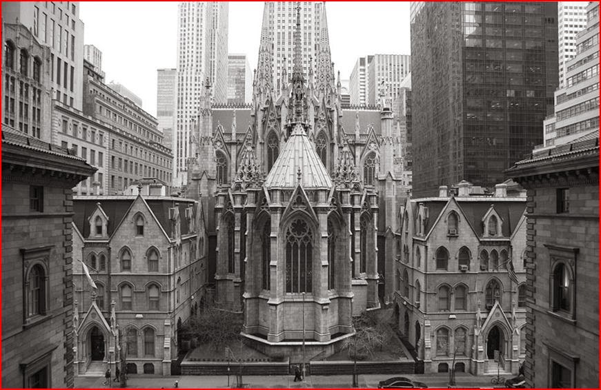 saint patrick's cathedral nyc