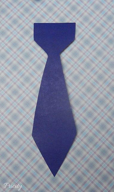 presente dia dos pais molde gravata