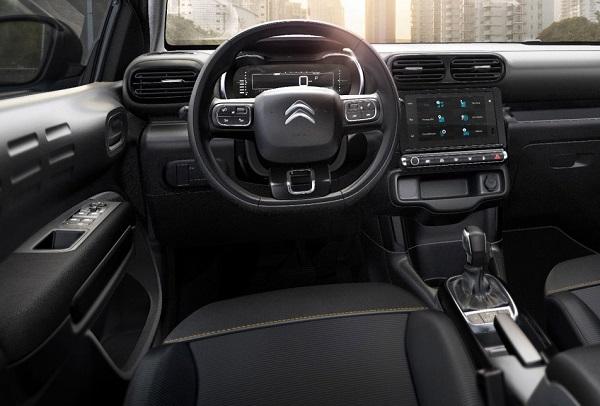 Interior Citroën C4 Cactus X-Series