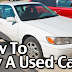Best Way to Buy A Used Car
