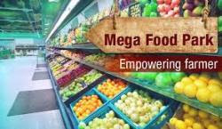 1st Mega Food Park in Telangana